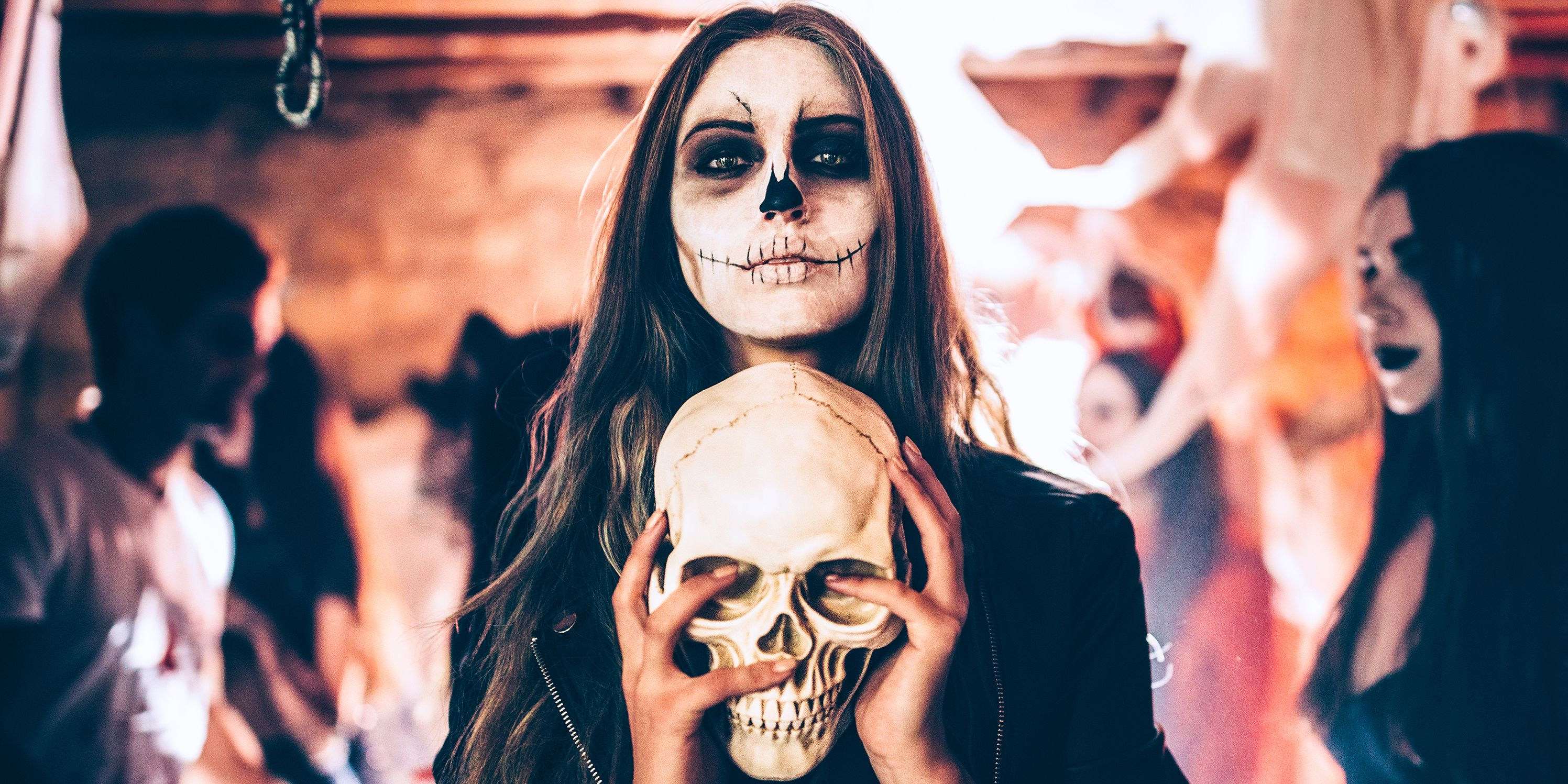 11 Spookiest Halloween Events In London, From Brunches To Festivals In The Woods
