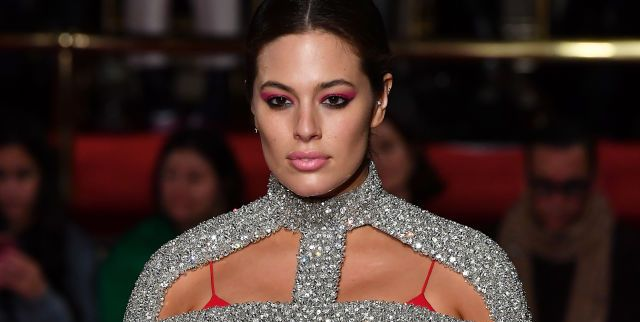 Ashley Graham Is Legit the Sexiest Person on Earth in These Red Hot Dresses
