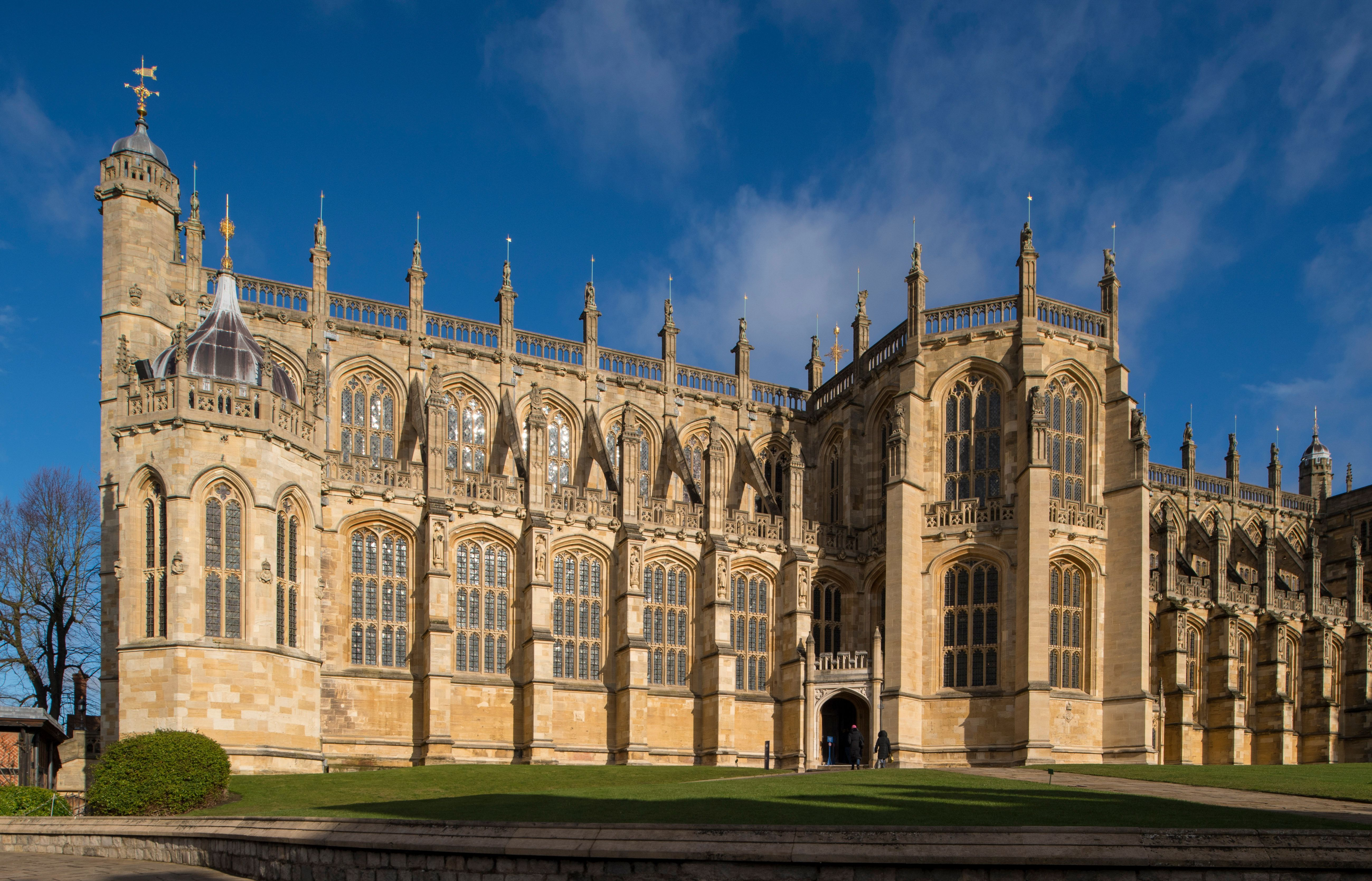 How To Visit Windsor Castle Planning A Trip St George S Chapel In