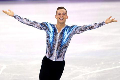 Ice skating, Figure skating, Skating, Figure skate, Recreation, Arm, Ice dancing, Individual sports, Fun, Axel jump,