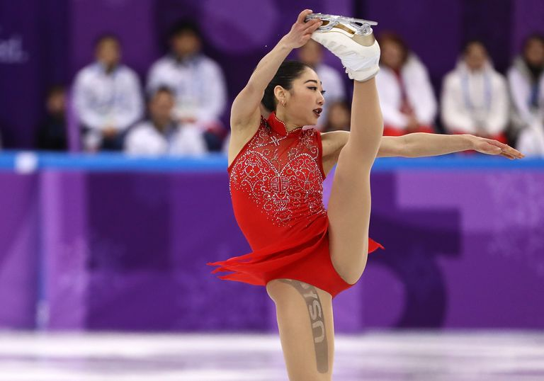 Mirai Nagasu Makes U S Figure Skating History After Landing Triple Axel I Knew In My Heart This Day Would Come