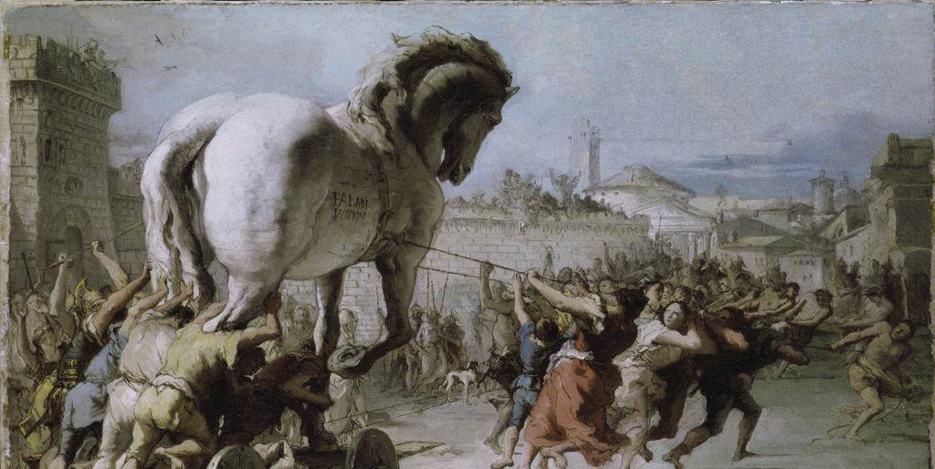 Descubren los restos de una legendaria ciudad fundada por los supervivientes de la guerra de Troya