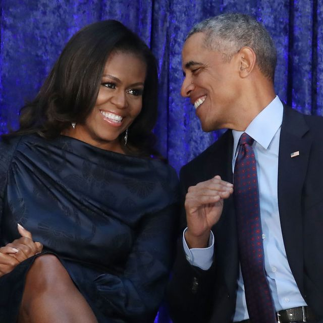barack obama said the sweetest thing about michelle obama's inauguration look