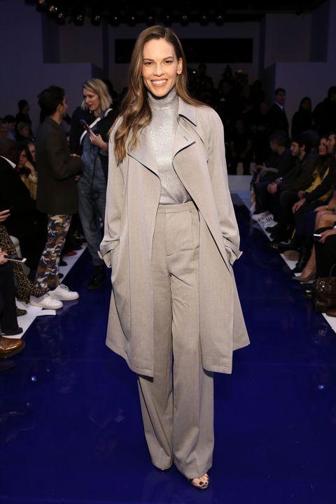 Fashion model, Fashion, Fashion show, Clothing, Runway, Haute couture, Outerwear, Coat, Fashion design, Event,