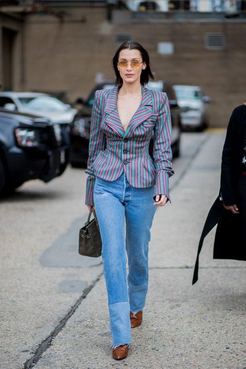 jeans a vita alta larghiabbinamenti da copiare