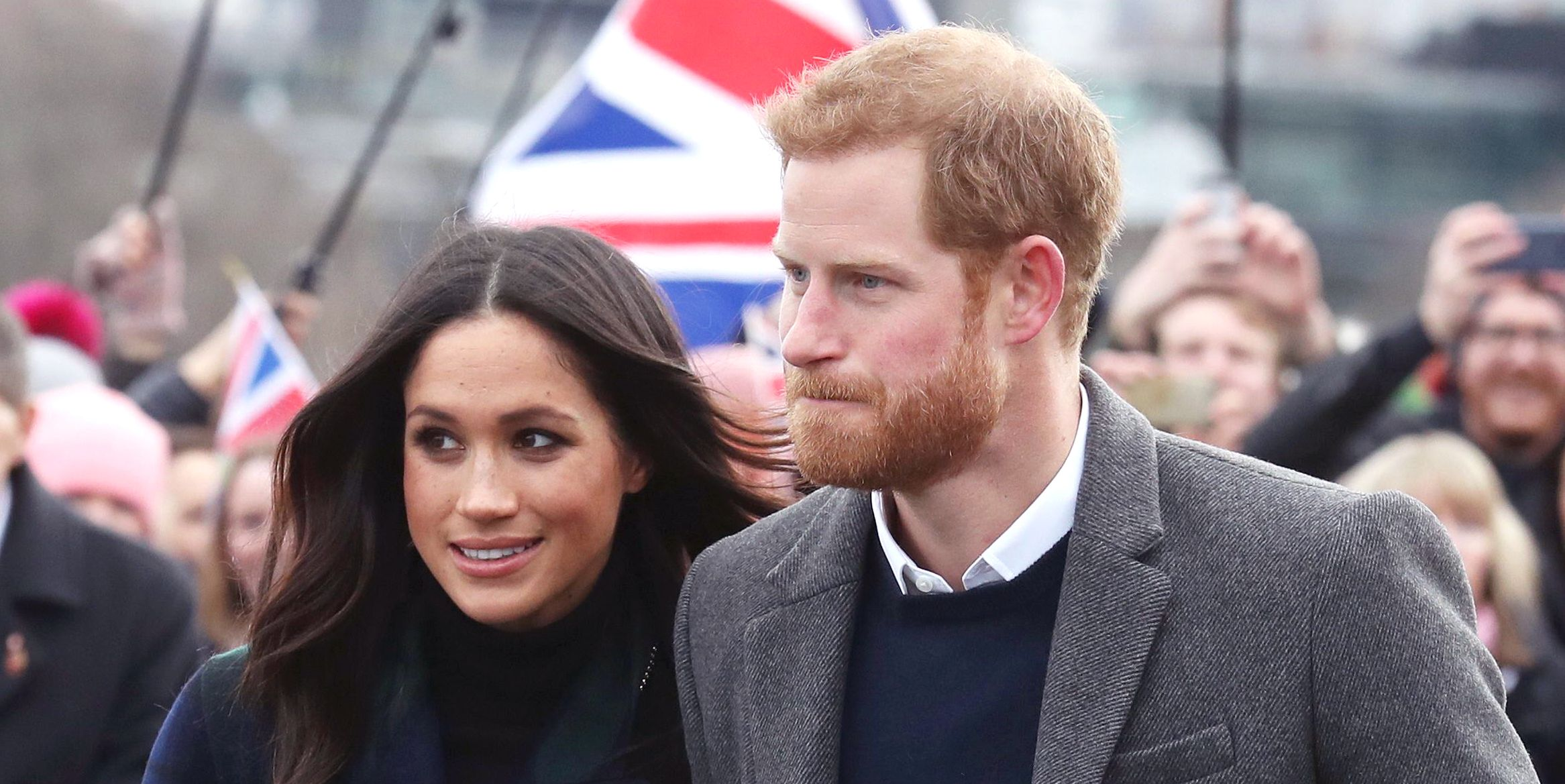 Meghan Markle and Prince Harry Have Anthrax Scare After Receiving a Letter Containing White Powder