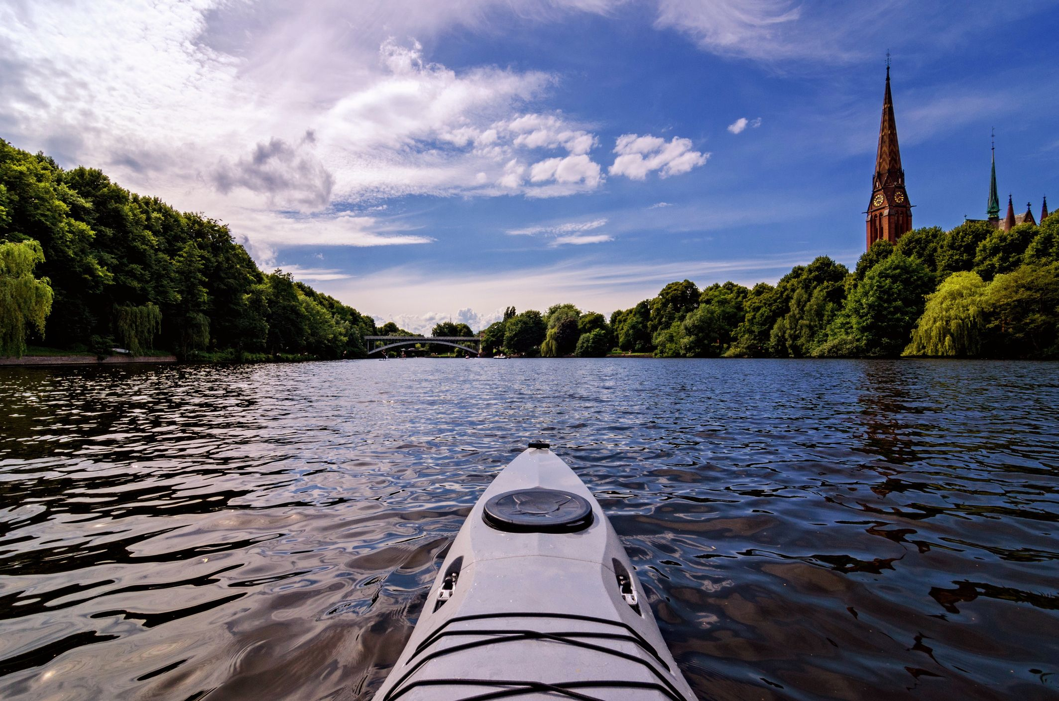 Here's How You Can Kayak All Over Europe for Free This Summer