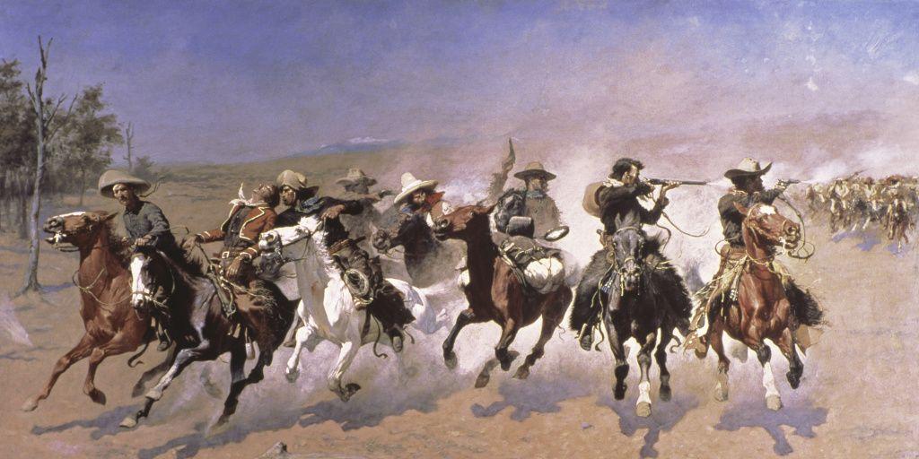 Los pistoleros más famosos del salvaje oeste