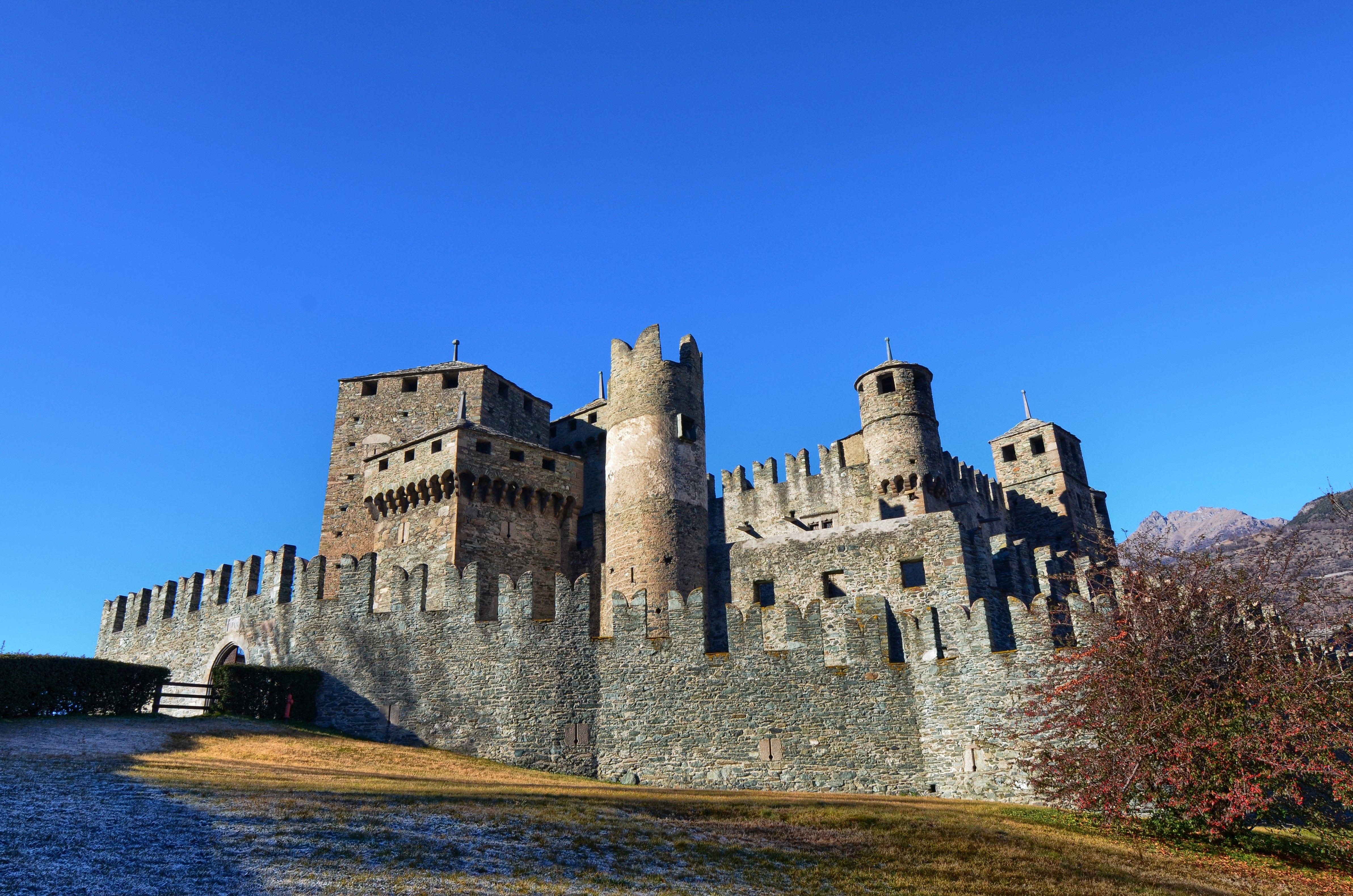 Curiosita Sul Castello Di Fenis A Aosta Che Forse Non Sai