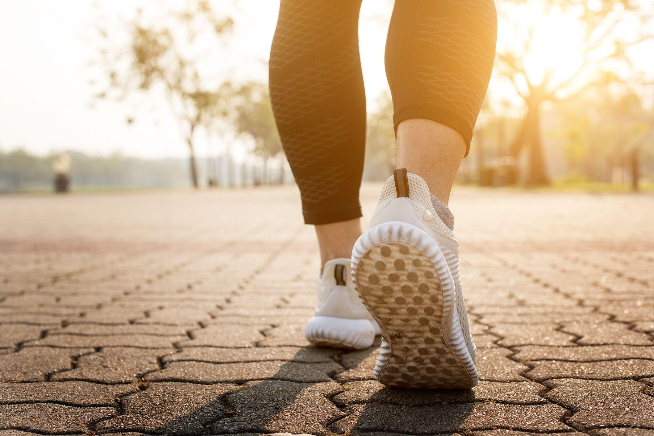 5 Benefits of Walking Outside, Even During Coronavirus