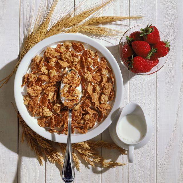 healthiest breakfast cereal