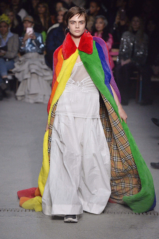 Burberry Prorsum - Runway RTW - Fall 2018 - London Fashion Week