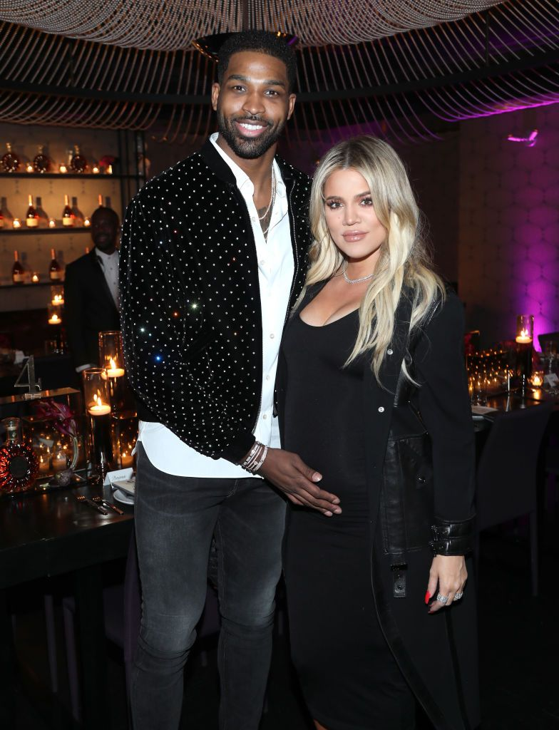 Tristan Thompson Publicly Tells Khloé Kardashian 'I Love You' On Mother's Day