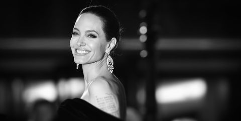 White, Photograph, Face, Black, Black-and-white, Monochrome, Facial expression, Monochrome photography, Beauty, Smile,