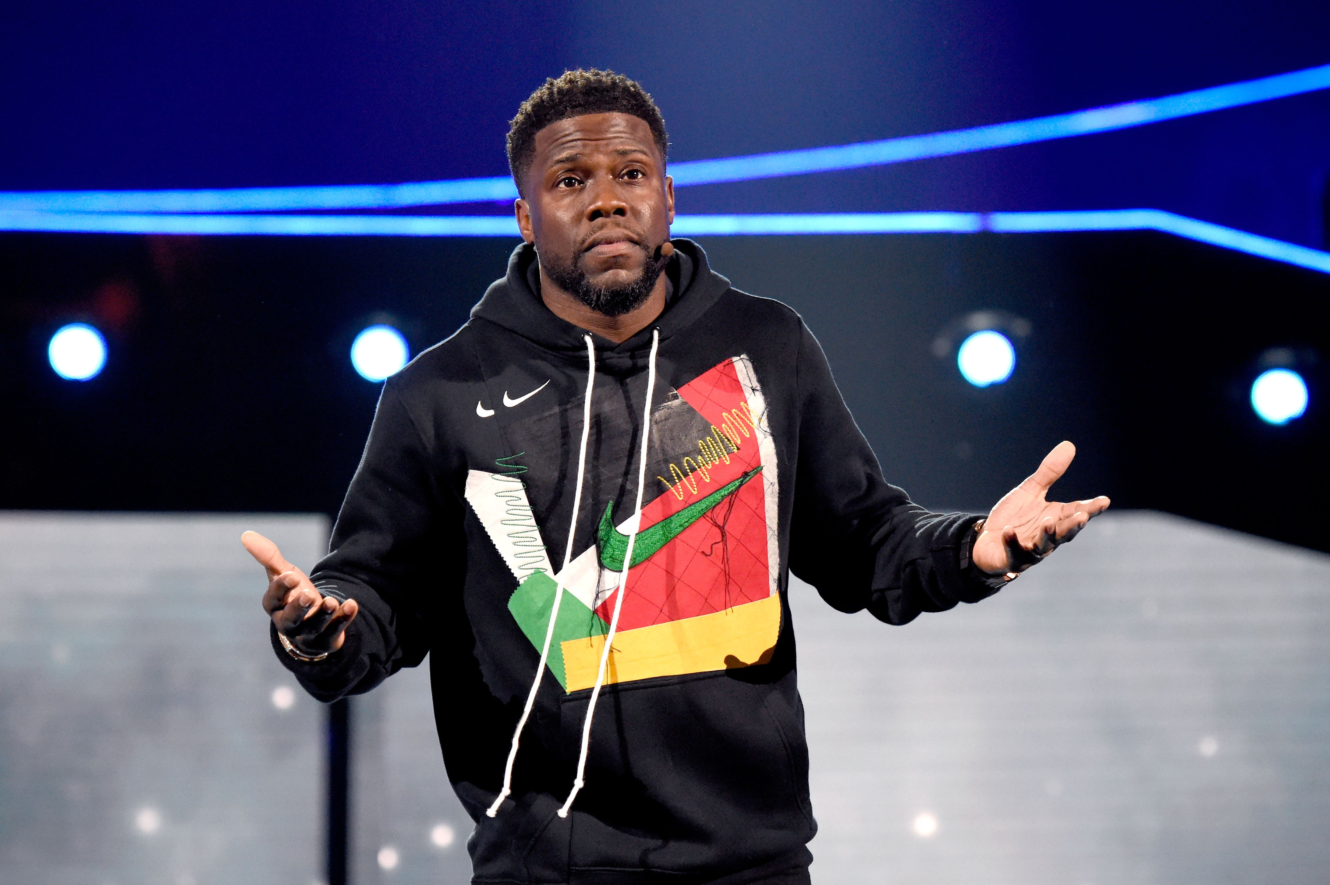 Kevin Hart Refuses to Apologize for Homophobic Tweets - Kevin Hart