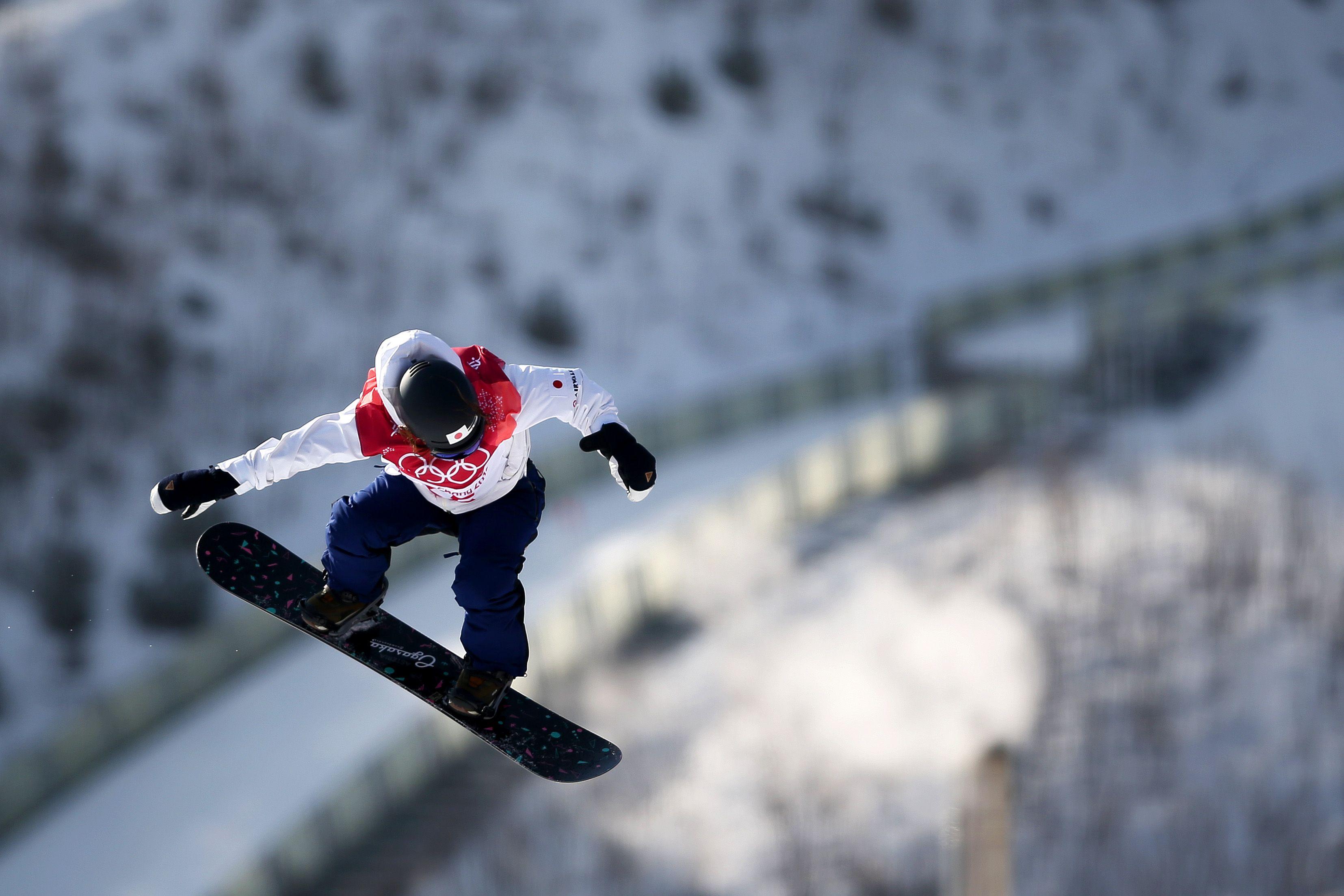 all'avanguardia invernali Olimpiadi tecnico L'abbigliamento 2018 delle qwvAIpxxF5