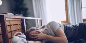 Men's Health UK asked a sleep neuroscientist if its possible to train your body to sleep less