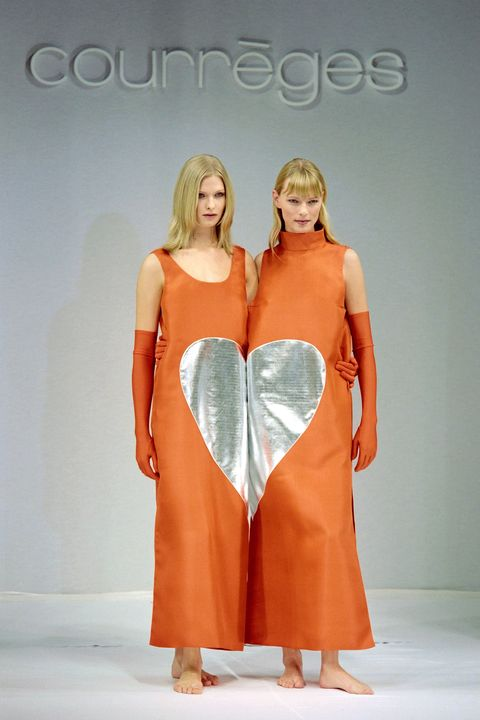 FRANCE-FASHION-COURREGES