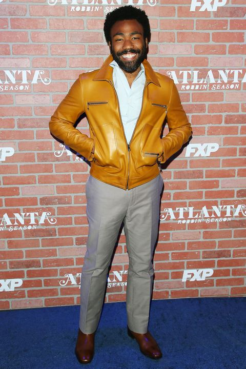 Clothing, Suit, Yellow, Jacket, Outerwear, Fashion, Blazer, Footwear, Leather, Formal wear,