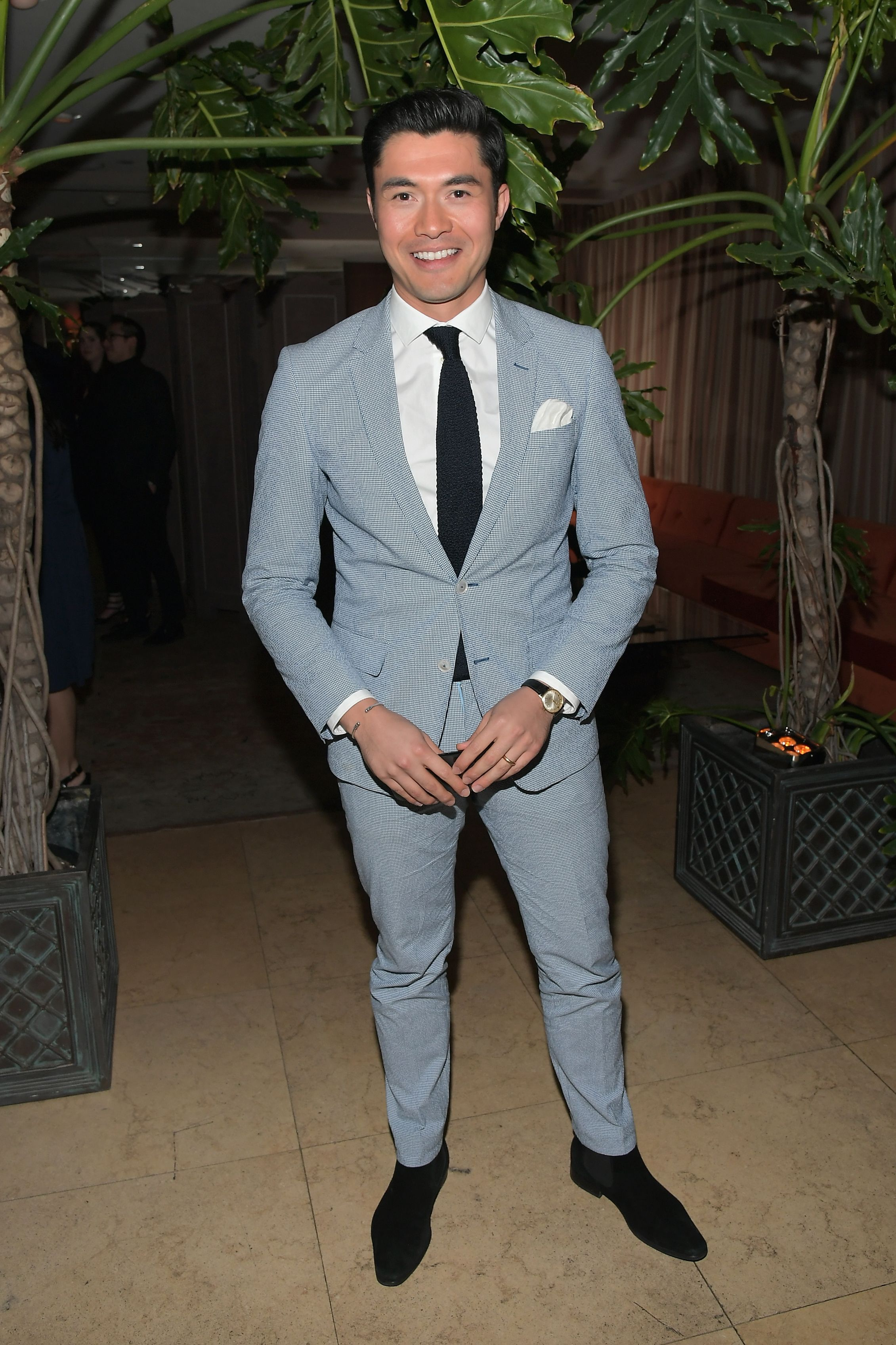 The Best Dressed Men of Our \'Mavericks of Hollywood\' Event in L.A.