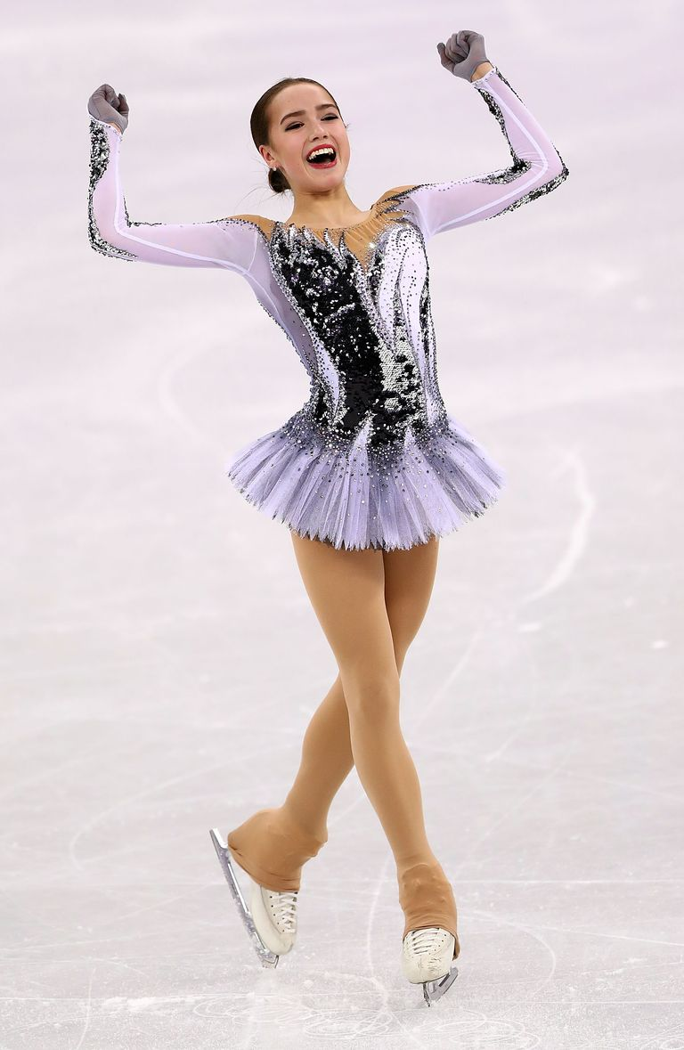 40 Best Skating Costumes 2018 Winter Olympics Bedazzled