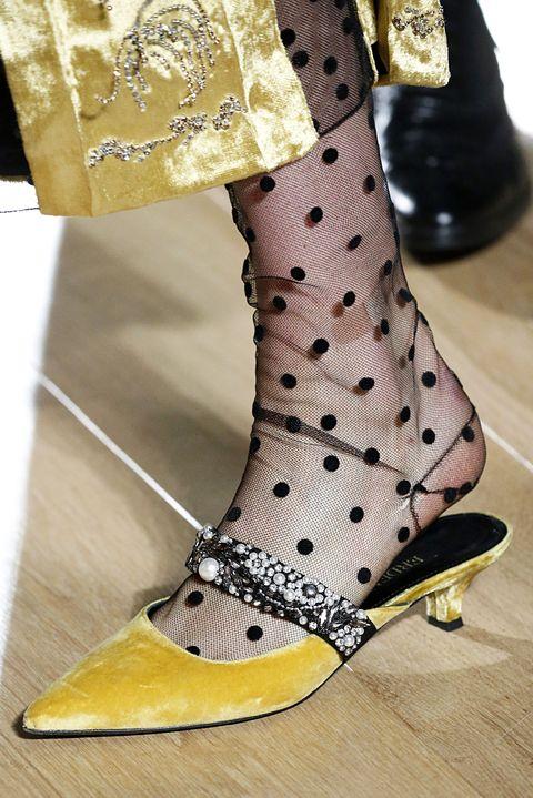 Footwear, White, Shoe, Yellow, Pattern, Leg, Design, Boot, Joint, Ankle,