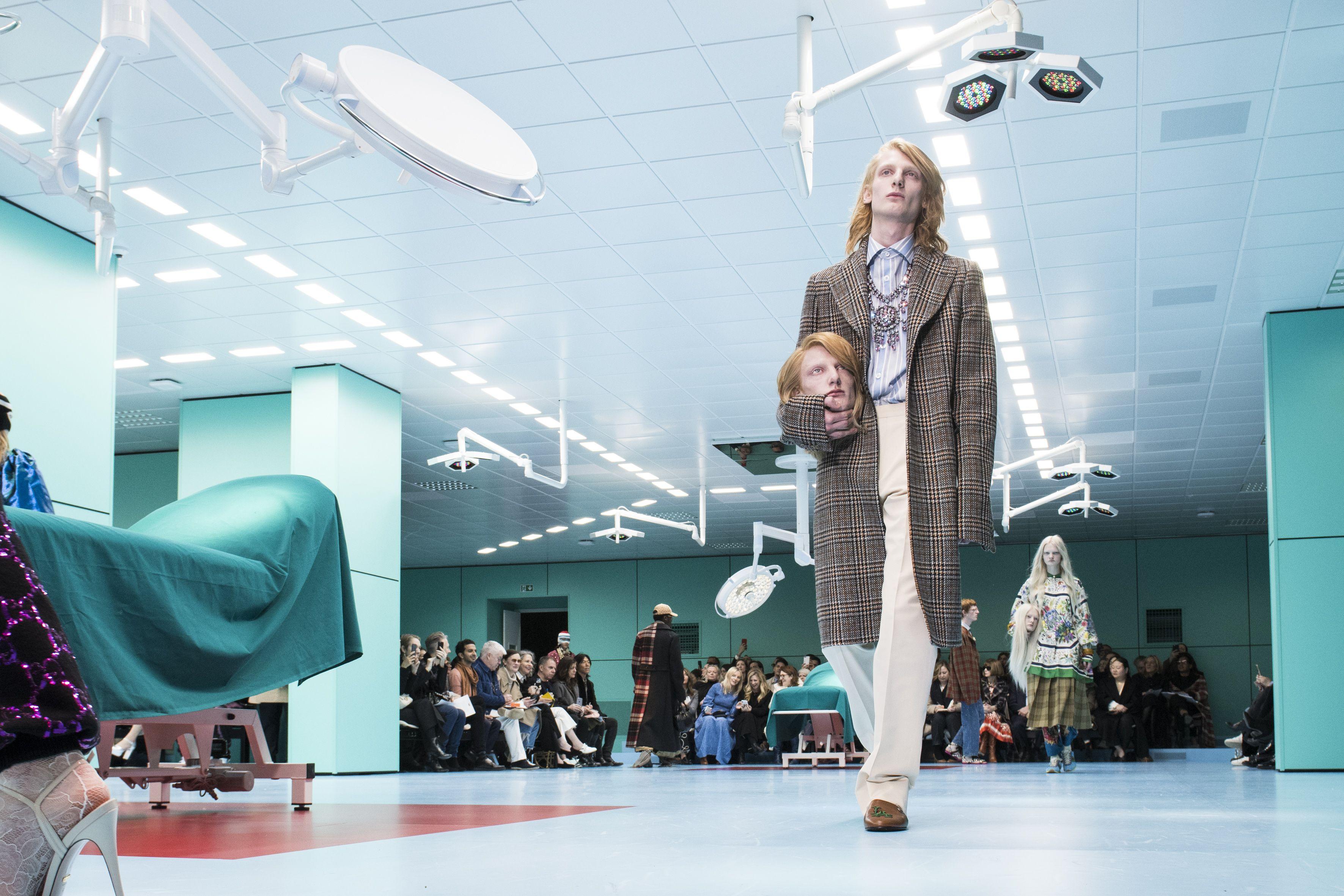 9fbff8f20b Gucci, nel laboratorio ultranaturale di Alessandro Michele