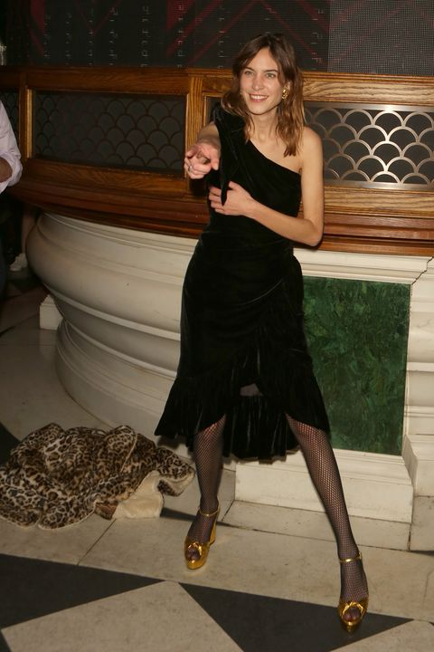 Clothing, Black, Little black dress, Shoulder, Dress, Leg, Fashion, Footwear, Joint, Long hair,