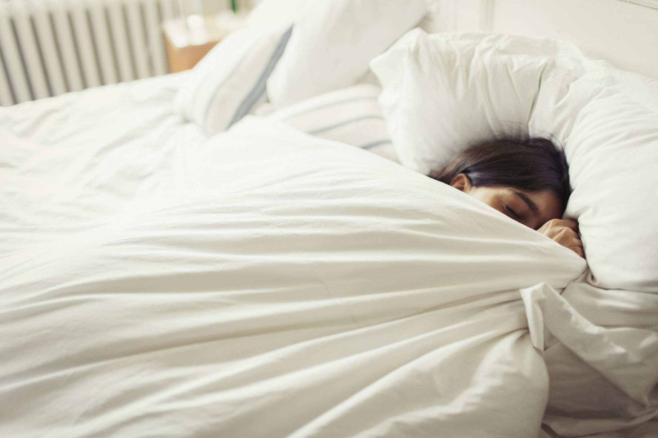 Falling Asleep to White Noise Might Be Doing More Harm Than Good