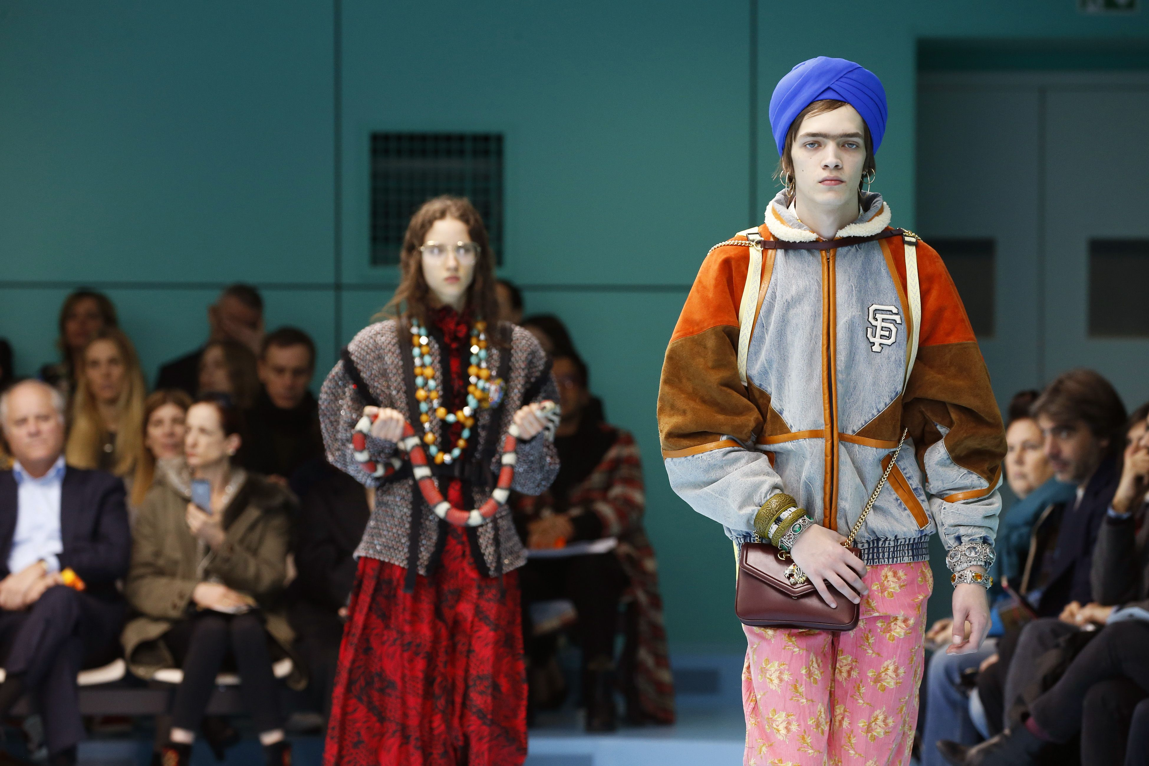 Gucci's $790 'Indy Full Turban' Sparks Renewed Charges of Cultural Insensitivity