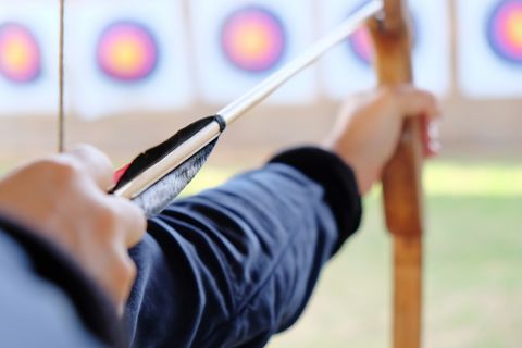 Image result for How Difficult Is It To Become A Professional Archer?