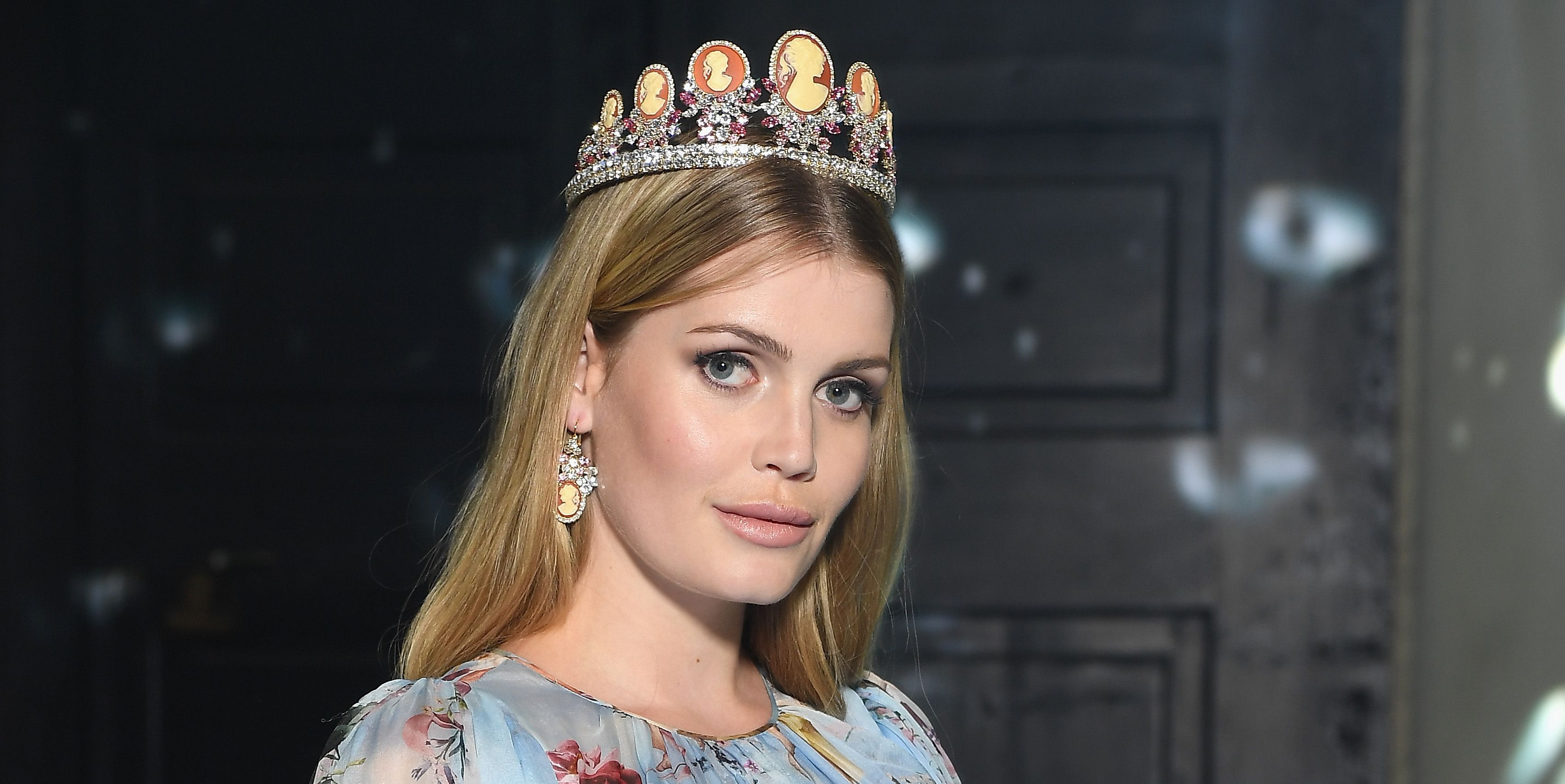 Princess Diana S Niece Lady Kitty Spencer Just Walked The