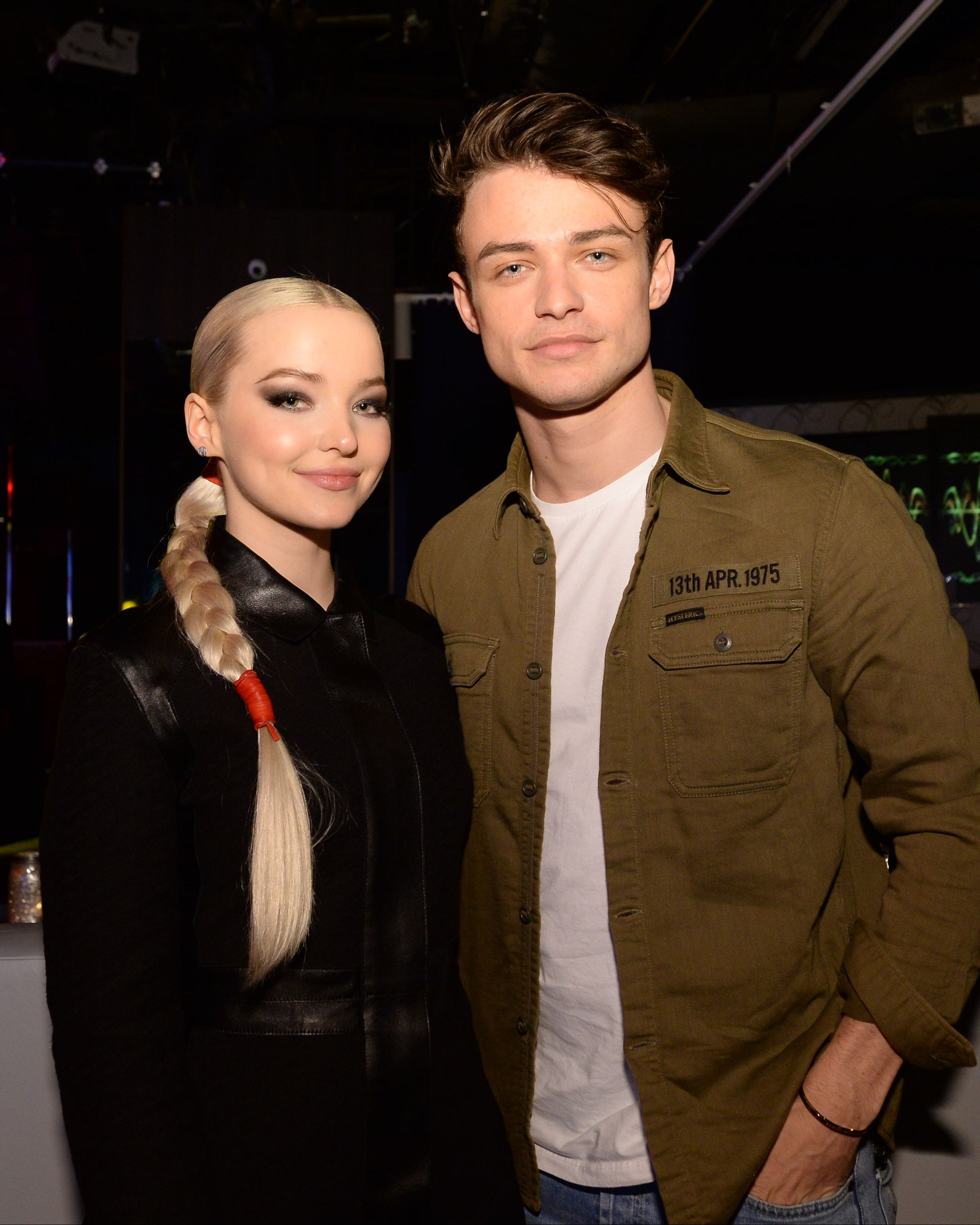 Dove Cameron S Bloodshot And Waste Song Lyrics Is Bloodshot About Cameron Boyce