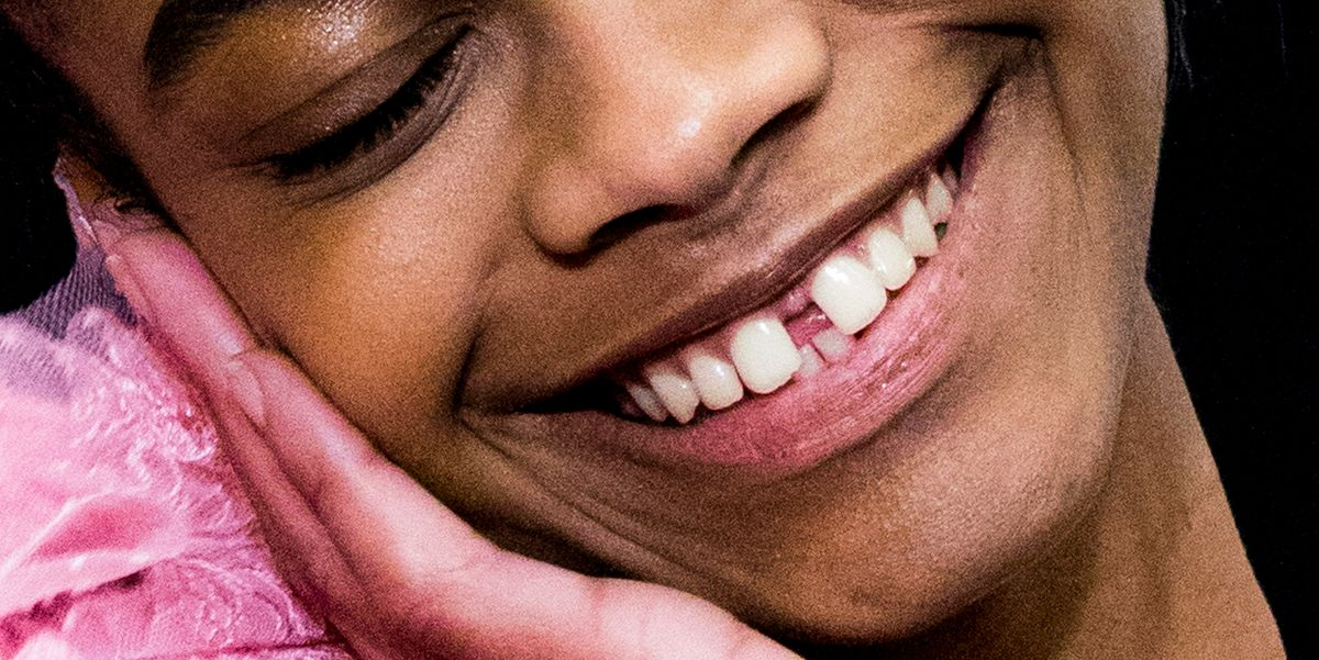 Why I Don't Mind the Gap (Between My Front Teeth)