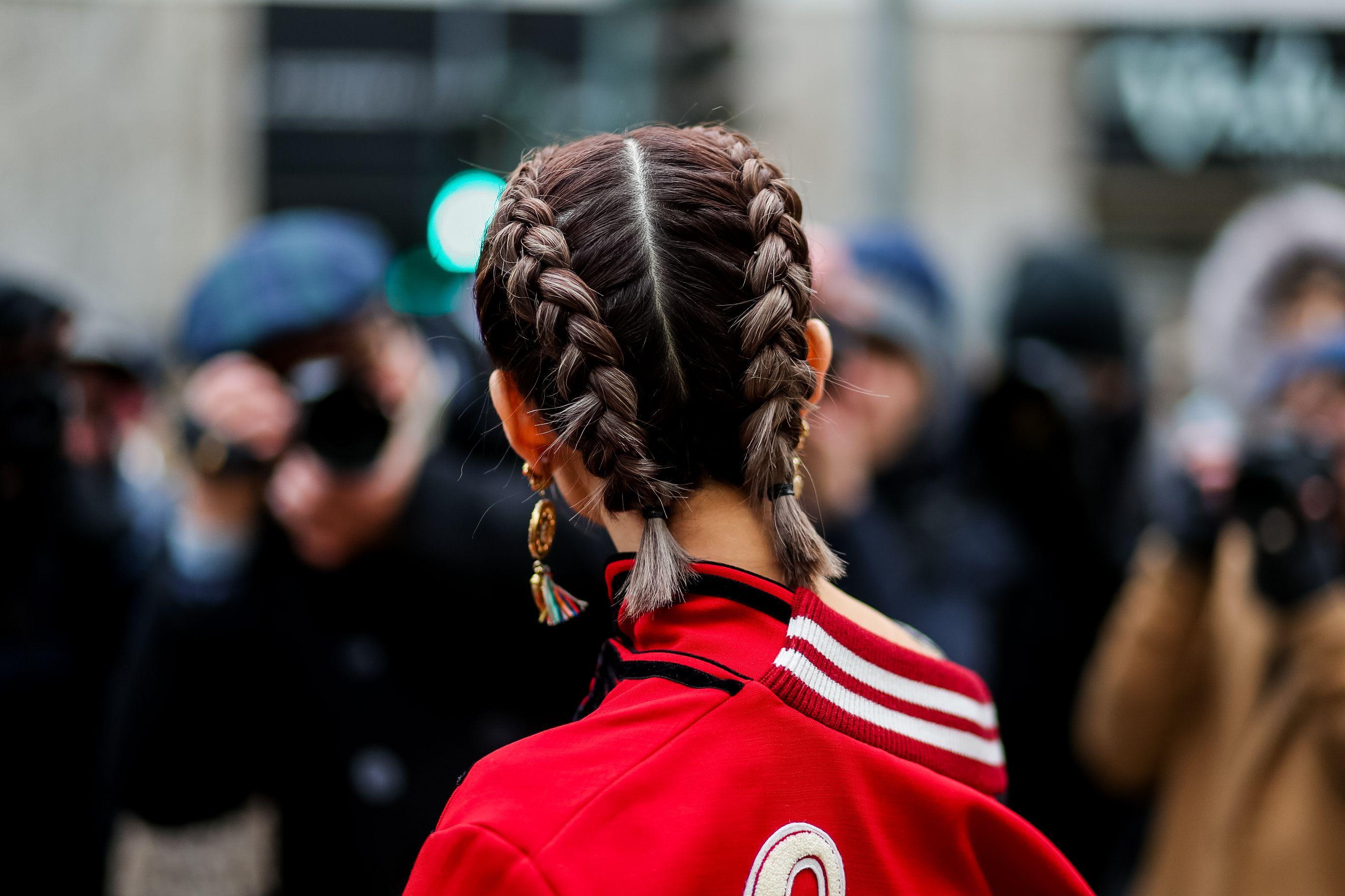 Amato Acconciature capelli lunghi lisci: 17 pettinature da provare OT12