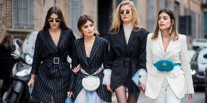 Streetstyle Fashion Week lente/ zomer 2018
