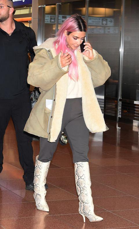 4896f1e42d8fe Kim Kardashian Reveals Yeezy Season 7 in the Most Kim Kardashian Way ...