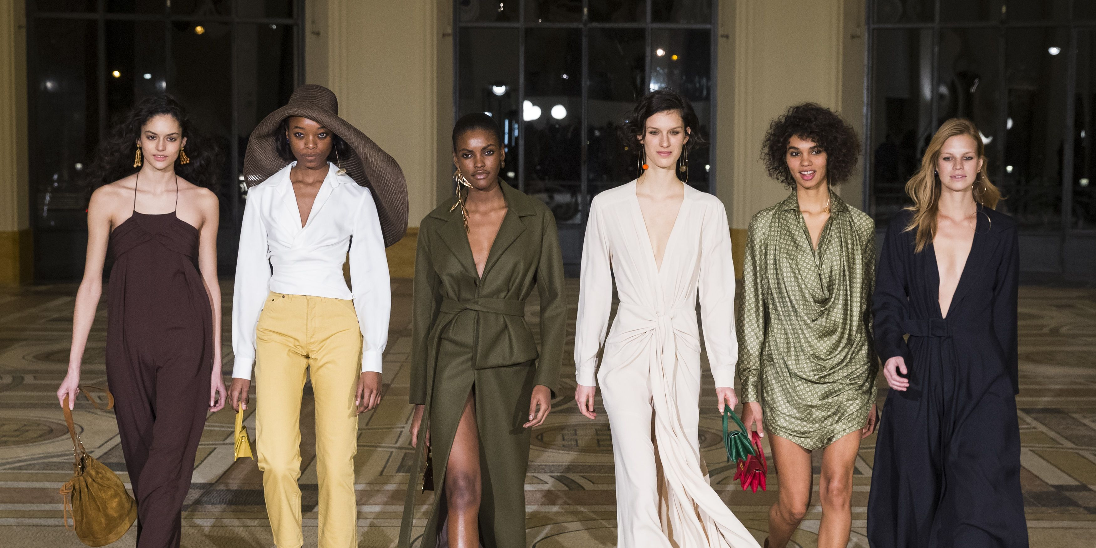 Jacquemus Ready to Wear Fall/Winter 2018-2019