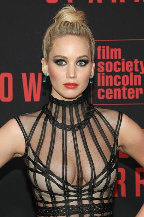 Jennifer Lawrence on Why New York Premiere Photos Look ...