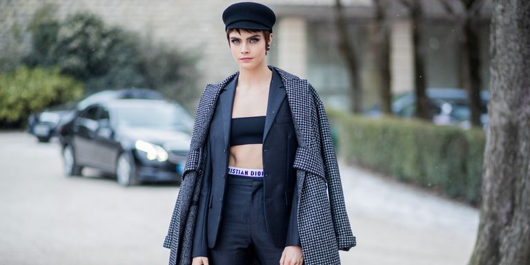 The Best Street Style From Paris Fashion Week Street Style Looks At The Pfw Fall 2018 Shows