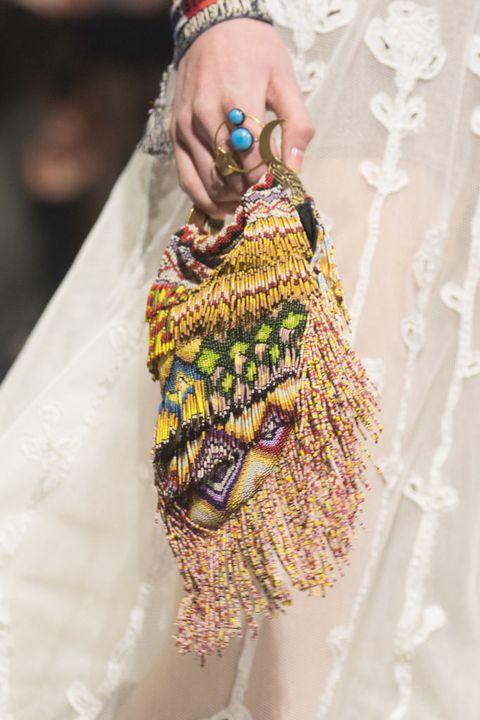 Fashion, Yellow, Nail, Joint, Fashion accessory, Jewellery, Hand, Outerwear, Textile, Street fashion,