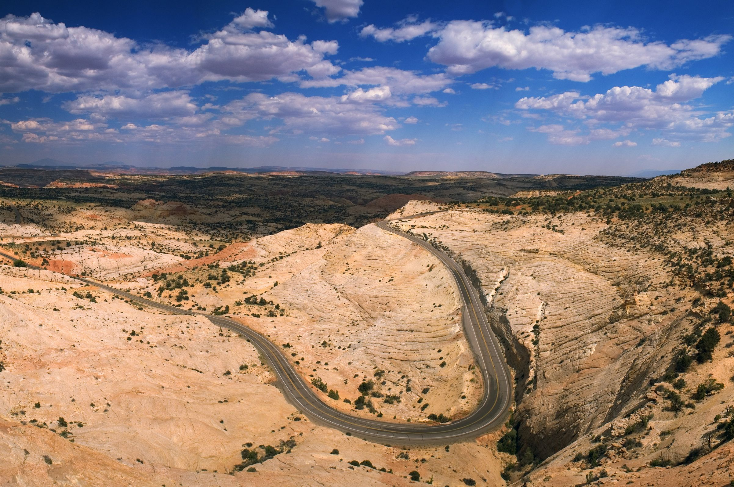 Escalante State Park - scenic byway 12
