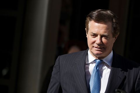 Former Trump Campaign Manager Paul Manafort Appears In DC Federal Court For Arraignment And Status Hearing