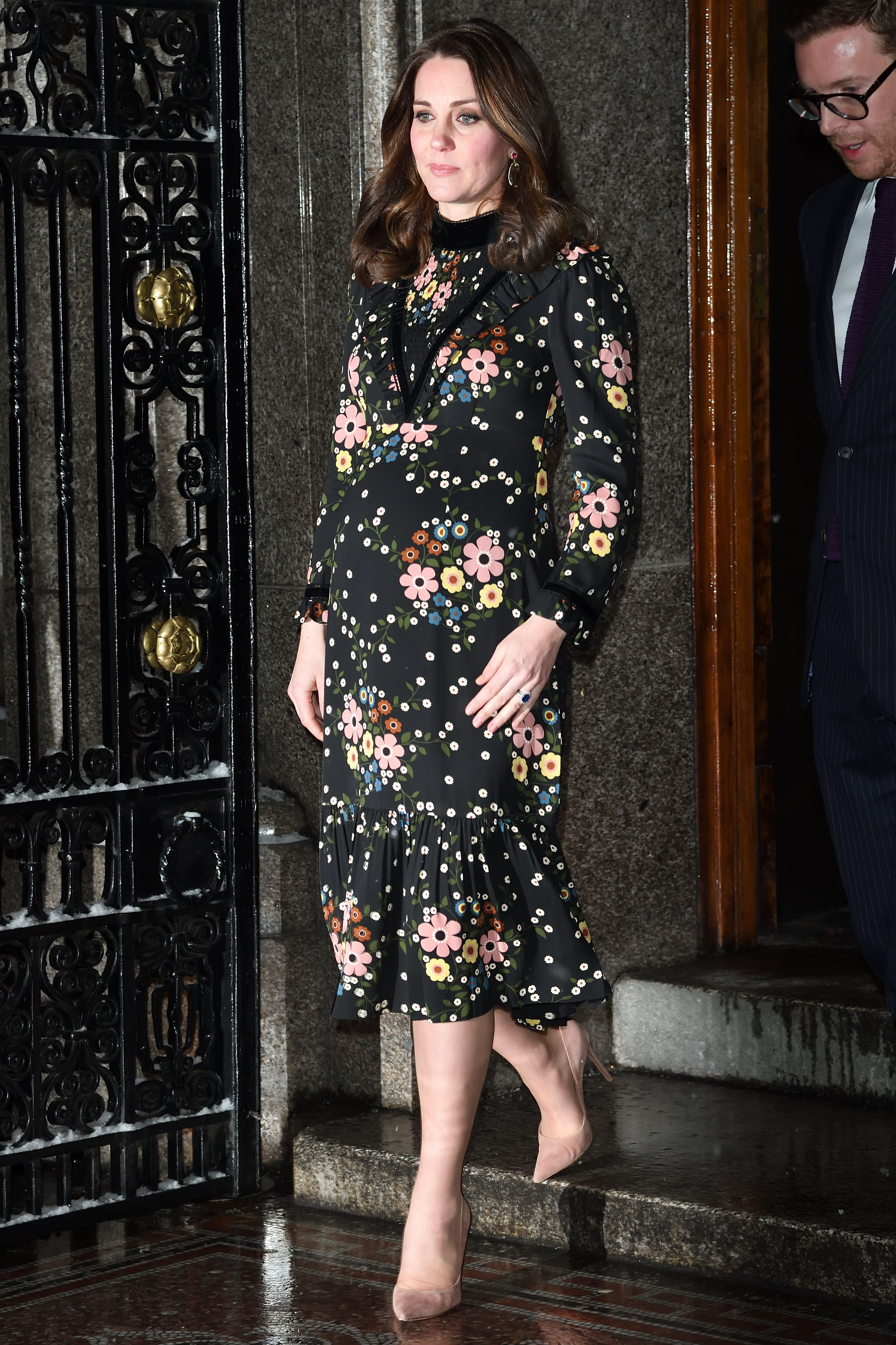 The Duchess of Cambridge's maternity style – Kate ...