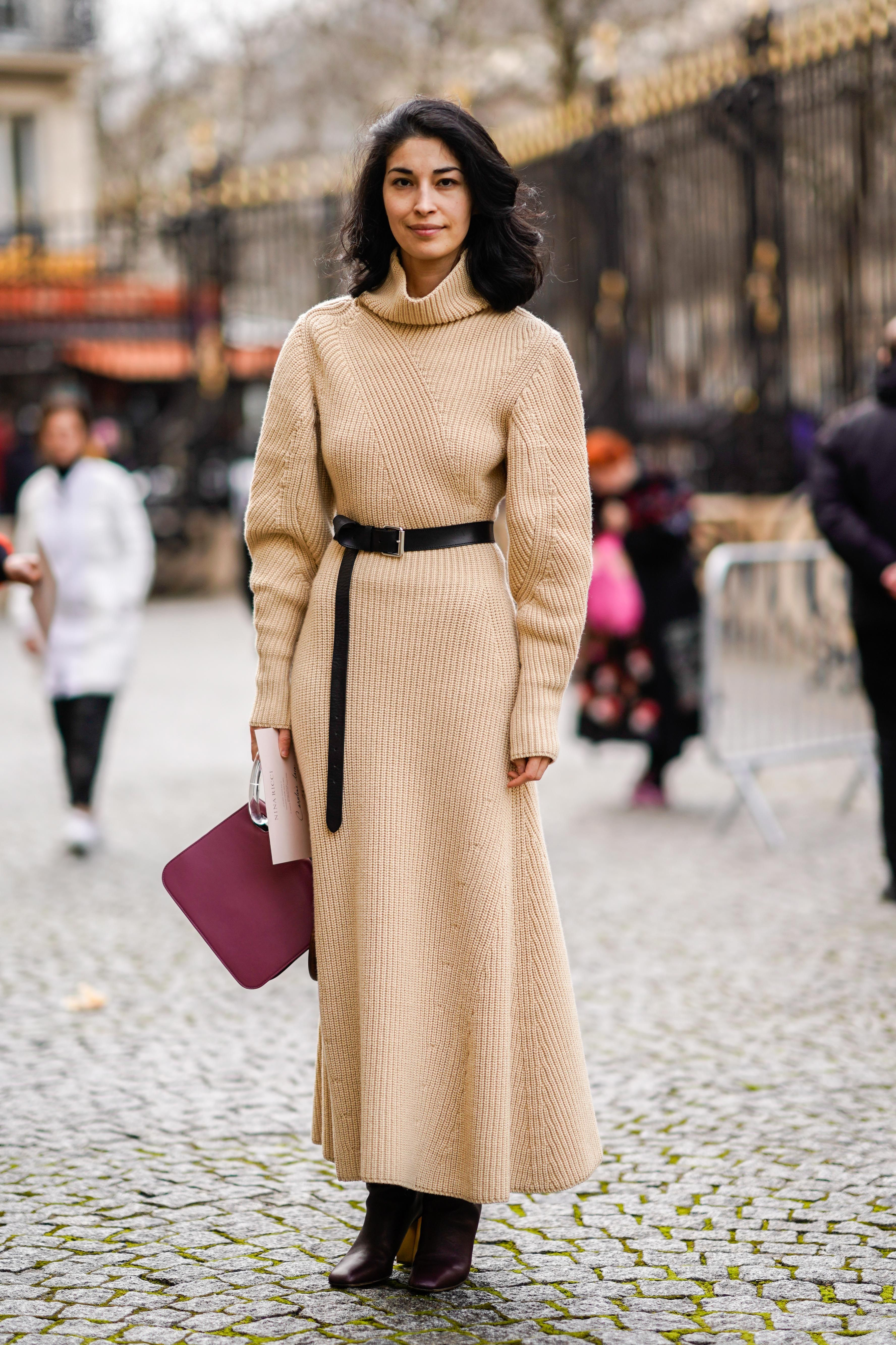 12 Winter Dresses That Might Actually Make the Cold Less Terrible