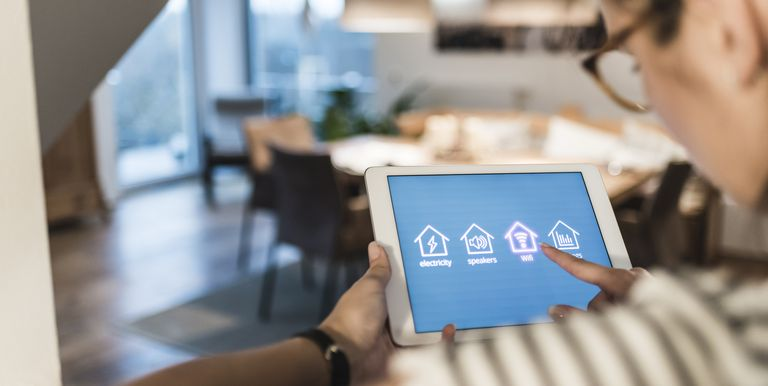 15 best smart home technology in 2018 smart home. Black Bedroom Furniture Sets. Home Design Ideas