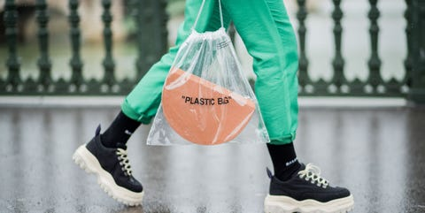 Green, Pink, Water, Fashion, Footwear, Outerwear, Street fashion, Photography, Shoe, Costume,