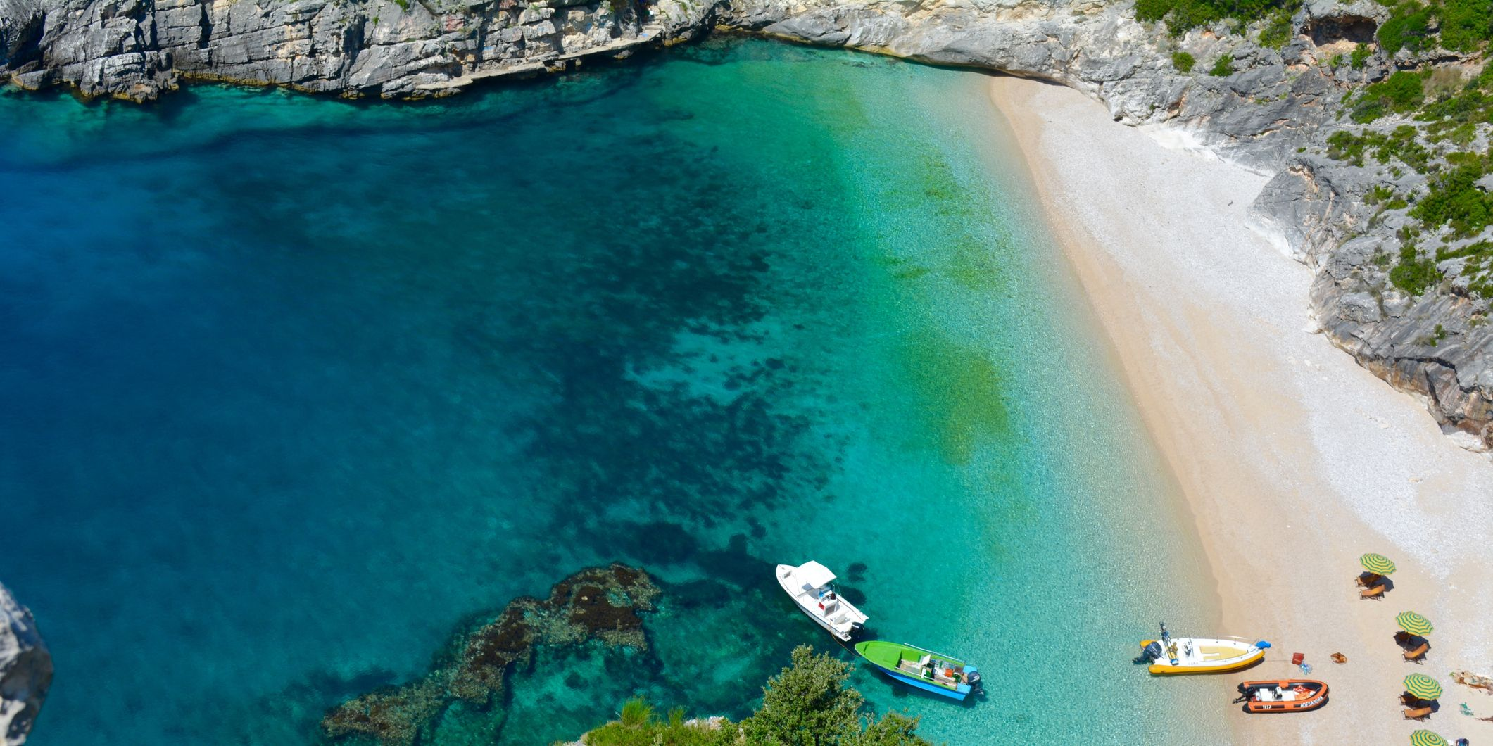 La riviera albanese è la nuova Costa del Sol