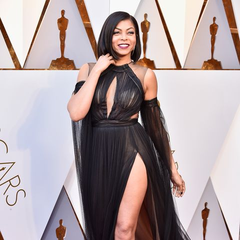 Taraji P. Henson Stuns In White Thong Bikini To Celebrate Her 50th Birthday - elle.comgettyimages-927246636-1600074830.jpg?crop=1xw:0