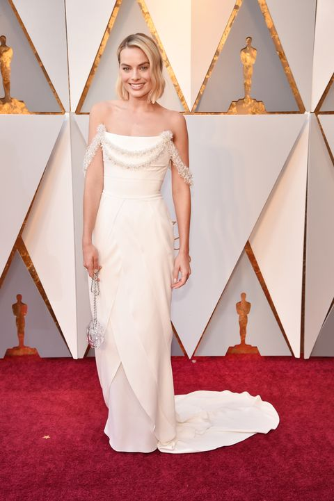 Margot Robbie at Oscars